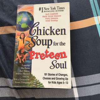 Chicken Soup for the Preteen's Soul