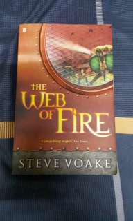 The Web of Fire (Steve Voake)