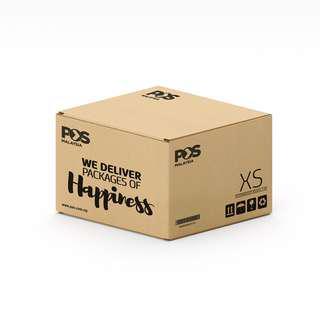 Pos Box Size XS