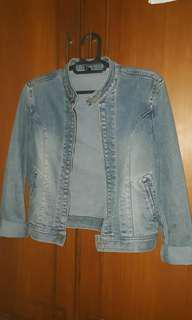 Victor Troops Jeans Jacket