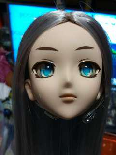 Bjd head volks doll dollfie