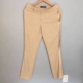 Ralph Lauren Tan Pants made in Italy Size 2