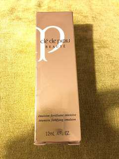 Cle De Peau intensive fortifying emulsion 12ml