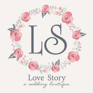 👰🤵Actual day wedding package from love story for sale