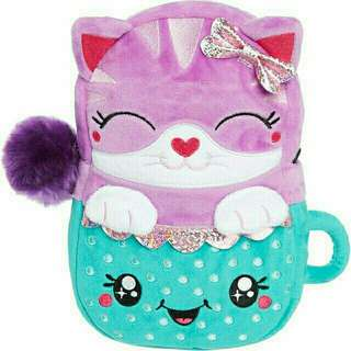 Smiggle Besties scented Kitty Pencil Case