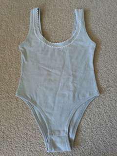 Girl's vest underwear