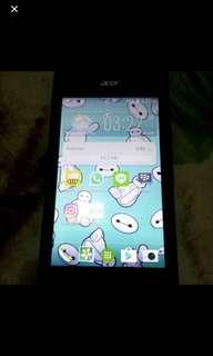 Acer smartphone