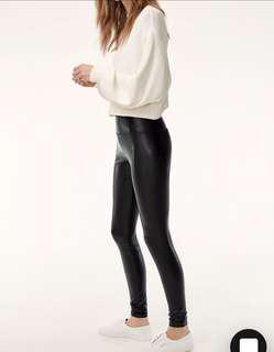 PRICE DROP Wilfred Daria Leggings Size Xs