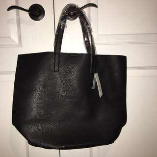 Just Fab Black Bag