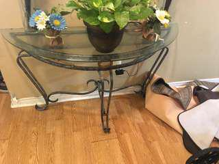Walker / console table