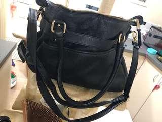Vanessa Bruno leather bag