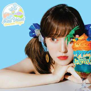 ♡WTB♡ SUMMER MAGIC WENDY PHOTOCARD