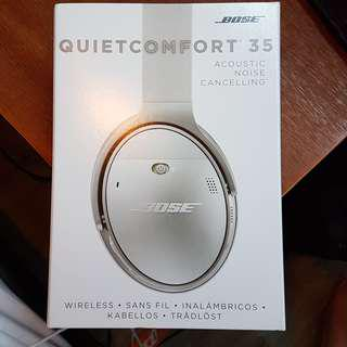 Bose QuietComfort 35 (QC35) Series I