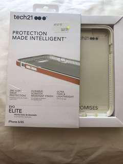 Tech21 iPhone 6/6s case