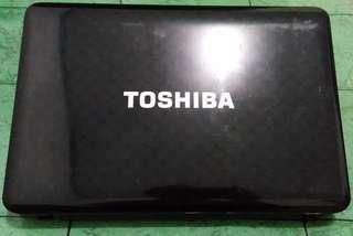 Toshiba L740 Black