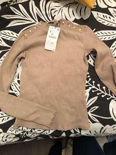 Zara shirt - small
