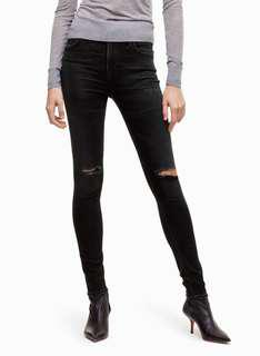 Citizens of Humanity Distressed Skinny Jeans
