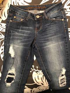 American blue jeans - size 3