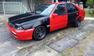 Swap /Sale SAGA Iswara LMST sports version 1.5 Manual