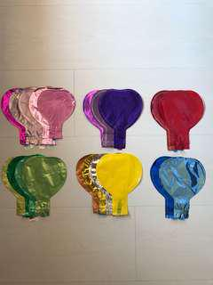 Heart Shape Foil Balloon