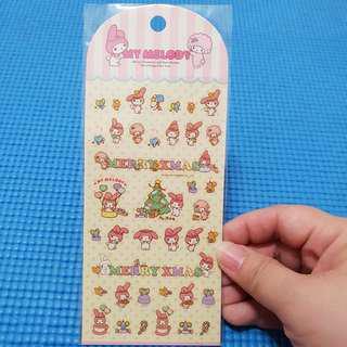 My Melody Sanrio Cute Stickers