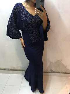 [Preloved] Zalia Mermaid Dress