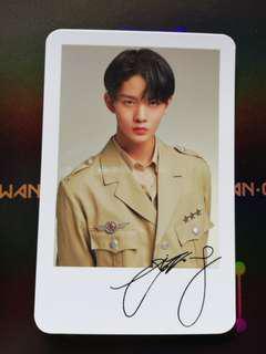 Wanna One World Tour Concert Polaroid