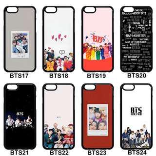 BTS kpop phone case part 3