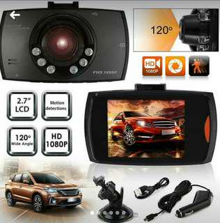Dashcam Front View