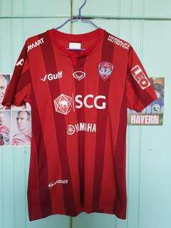 Muangthong United 2017/18 Home Kit