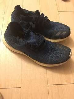 Ultra boost uncaged Parley limited edition