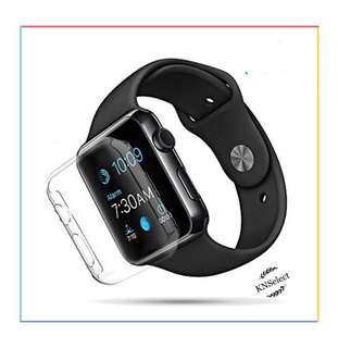 🚚 Full transparent case for iWatch 38mm / 42mm