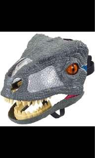 Jurrasic park Jaw Mask Velociraptop