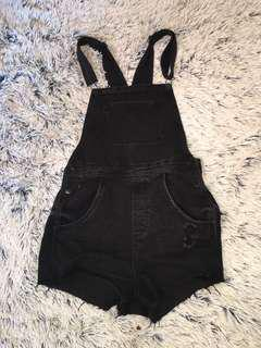 *Charcoal Overalls*