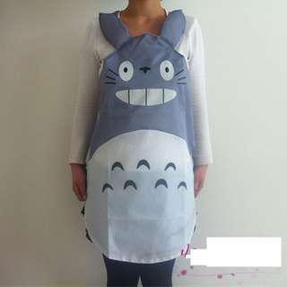 [INSTOCK] Totoro Kawaii Waterproof Apron