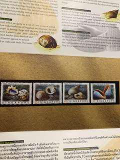 Singapore stamps - Singapore Thailand Joint Issue