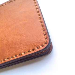Dompet Kulit Sapi Leather Wallet