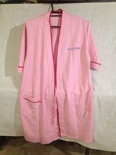 spa or lab robe