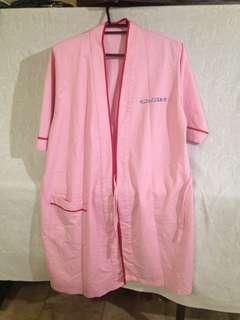 spa or lab robe