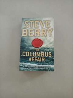 Novel the columbus affair