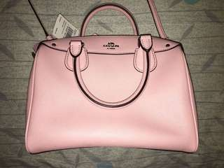 🎀sales 🎉coach mini pink bag 🎀