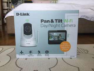 Pan & Tilt D-Link DCS5000L Camera (Unused)