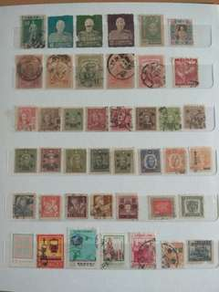 Stamps Mix Countries