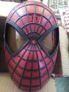 Spiderman Mask with light & sound