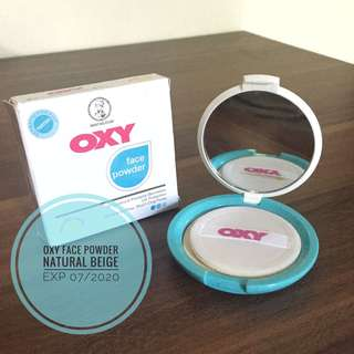 Oxy Face Powder