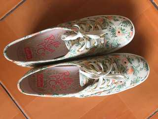 Keds x Rifle Paper Co Triple Wildflower