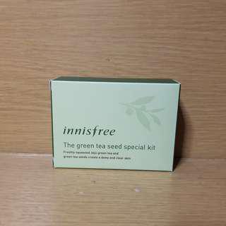 🚚 Innisfree The Green Tea Seed Special Kit