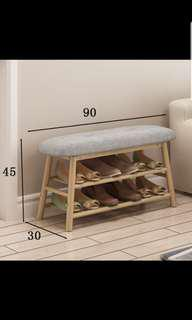Pre order shoes stool single or double