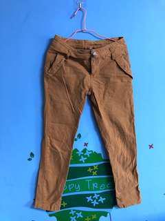 🚚 卡及挺版長褲