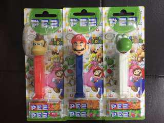 Super Mario PEZ candy toy for kids